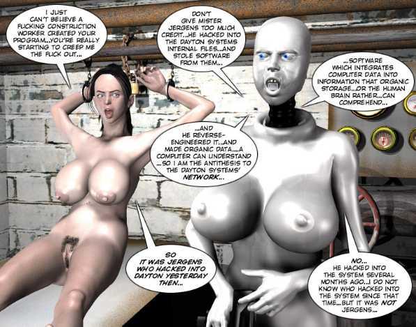 story pro sex robots