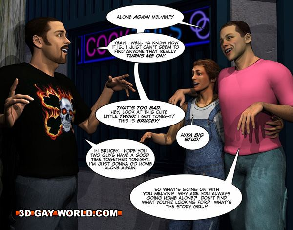 Join now and see gay comic stories so beautifully detailed you won't believe ...