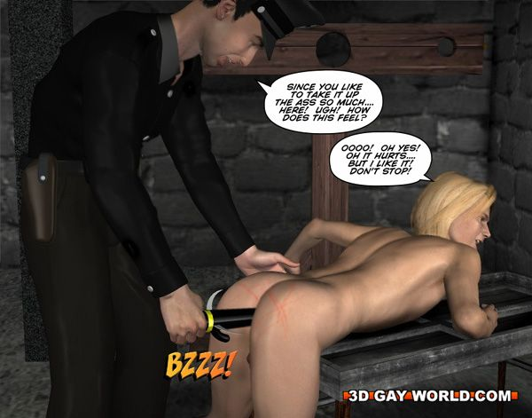 Fatal police male bdsm comics highly value