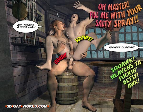 from Lincoln 3d gay cabin boy comics