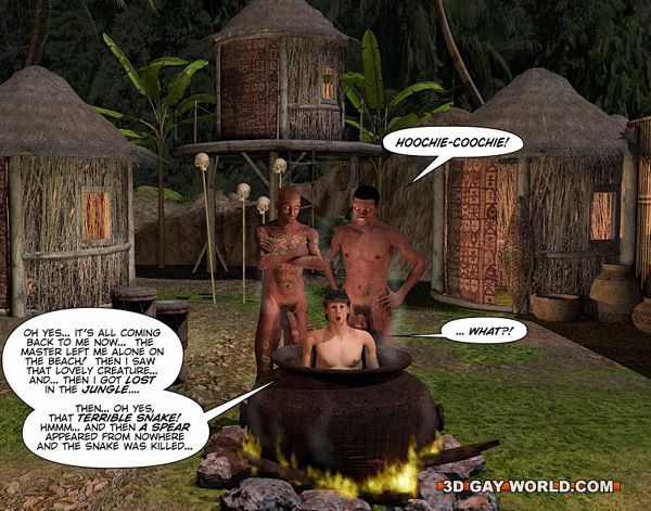 from Heath 3d gay world cabin boy 4