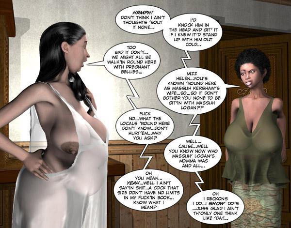 mature 3d porn Curvy Voluptuous  Tentacle Sexploration.