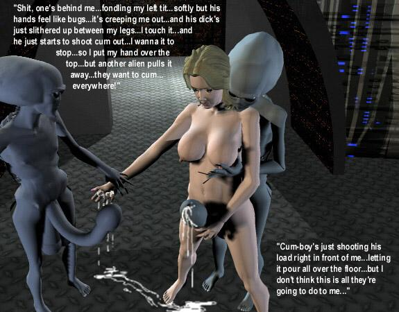 Was 3d pregnant alien porn something