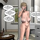 Carnal huge tits 3D porn story or anime comics