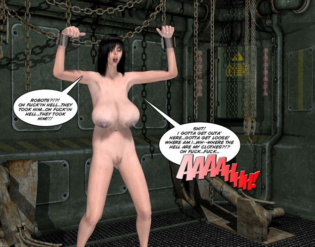 nude female body art